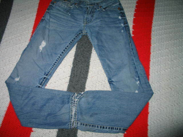 MEN'S BIG STAR Limited Vintage Collection UNION STRAIGHT 30R