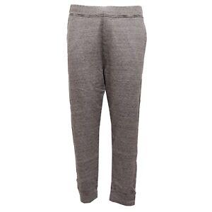 new style 39e02 4c4f7 Details about 3906W pantalone tuta uomo DSQUARED2 grey cotton trouser  sweatpant men
