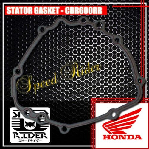 STATOR GASKET CRANKCASE CO ENGINE COVER 2003-2006 HONDA CBR600RR CBR600 RR F5