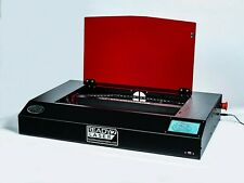 Desktop 7w Laser Engraver 12x20 Removeable Bottom Panel Made In Usa