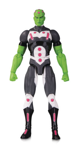 DC Collectibles-Essentials Line-BRAINIAC action figure