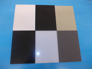 3 Mm A4 Polypropylene Co Polymer Sheet 297 Mm X 210 Mm Ebay