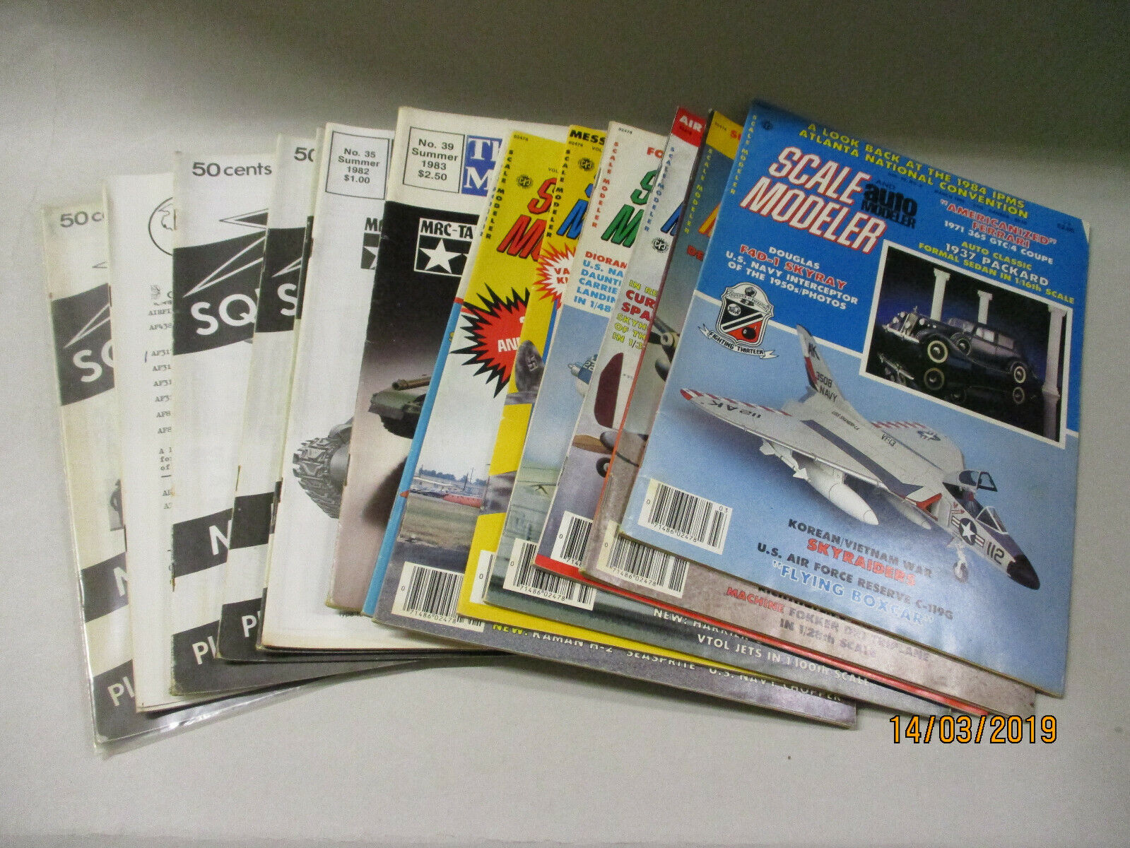 modello KIT  Magazine 15 pezzi  US  buon prezzo