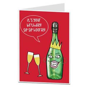Funny-Birthday-Card-For-Women-Her-Prosecco-Theme-Best-Friends-Mum-Sister