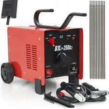 Bx1 250c1 Arc Welder 110220v Ac Welding Machine 250 Amp With Face Mask