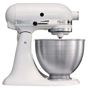 Robot da cucina multifunzione Kitchen Aid K45SS EWH Classic 4,3 Litri