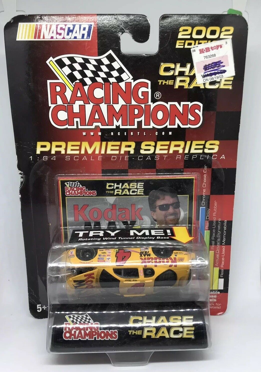 NASCAR Racing Champions Chase The Race  64 Scale Diecast Car