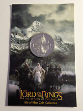 Lord Of The Rings The Return Of The King Pobjoy IOM Crown Coin only 3,000 made