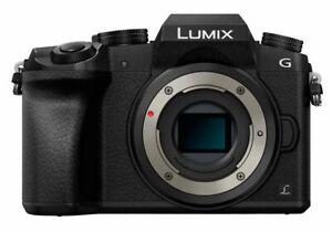 Panasonic Lumix DMC-G70 Gehäuse Body Einzelstück #9882