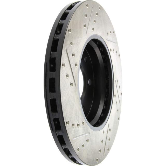 StopTech 125.42080 Premium Brake Rotor