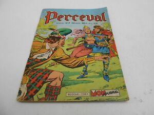 PERCEVAL-MENSUEL-NUMERO-07-EDIT-MON-JOURNAL-1960