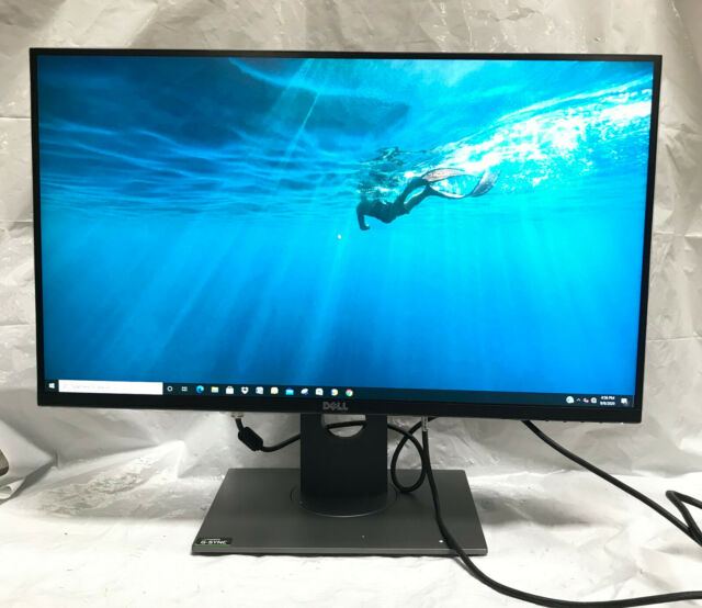 "Dell Gaming S2716DGR - 27"" Screen LED-Lit QHD G-SYNC Monitor 144 Hz 1ms"