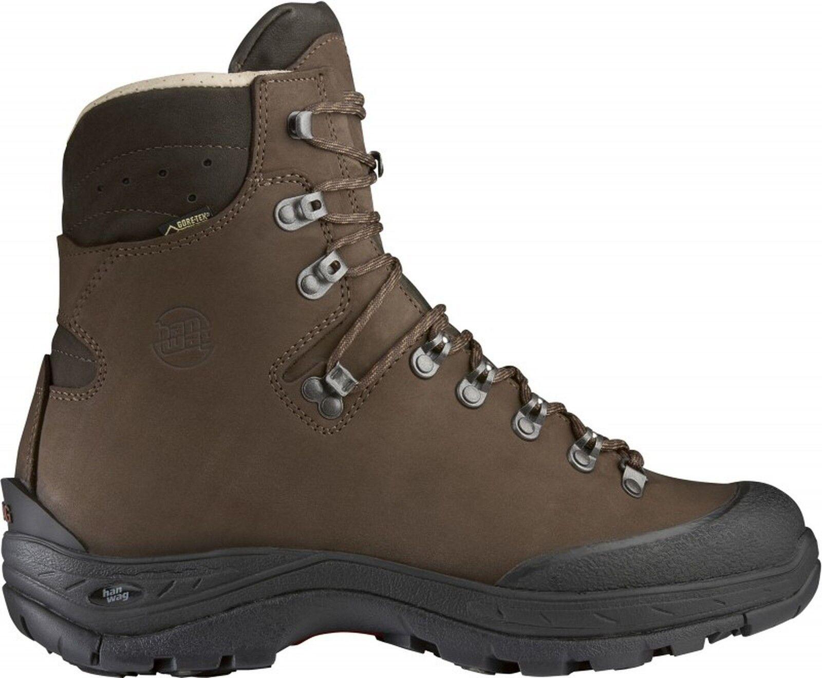 Hanwag montaña zapatos Alaska invierno GTX Men tamaño 9-tierra 43