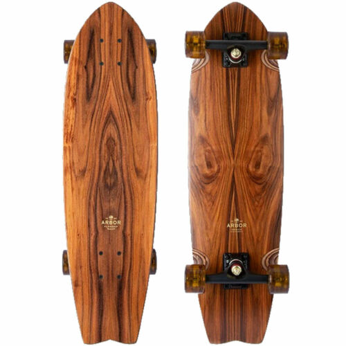 Arbor Sizzler Complete Cruiser Longboard Skateboard Mini-Cruiser Miniboard Board
