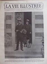LA VIE ILLUSTREE 1904 N 293 LE COLONEL MARCHAND et M. ROULIER