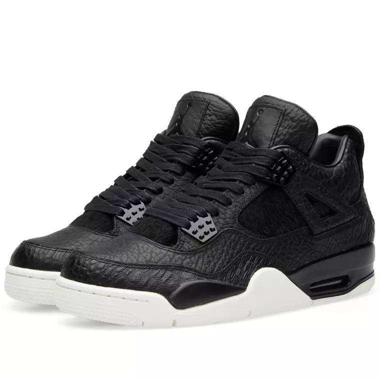 2016 nike air jordan 4 iv pony retro - prm pinnacle pony iv - frisur größe 14.819139-010 1 2 3 e357b8