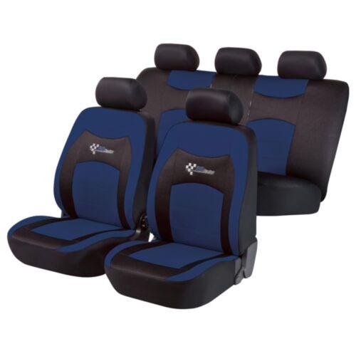 Universal Schonbezug Schonbezüge Sitzbezug Sitzbezüge RS blau NISSAN