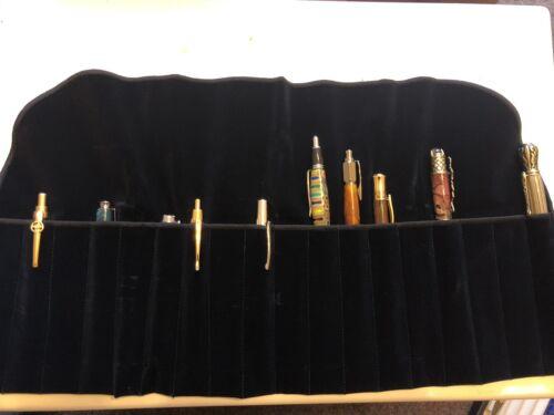Pen Collector Storage Velvet Case