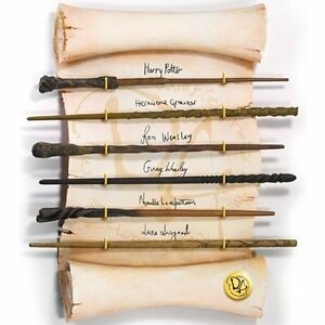 Harry Potter Dumbledore S Army Wand Collection Noble