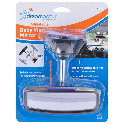 BRAND NEW DREAM BABY ADJUSTABLE BABY VIEW MIRROR