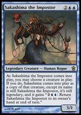 SAKASHIMA L'IMPOSTORE - SAKASHIMA THE IMPOSTOR Magic SOK Mint