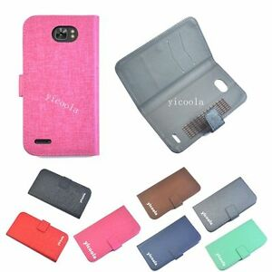 Details about NEW PU Leather Pasting Flip Wallet Case Cover for XGODY Y  Series 6