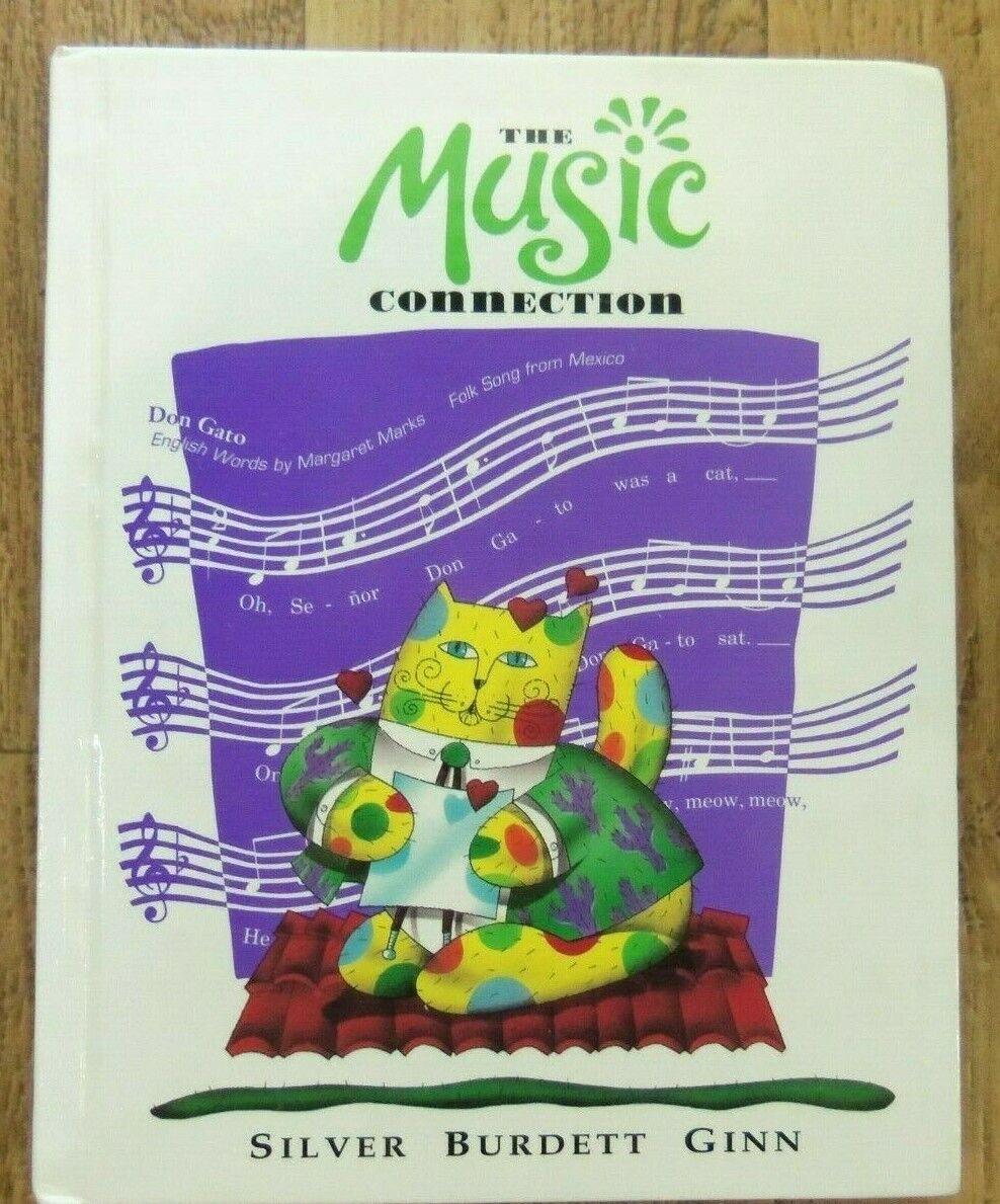 Silver Burdett Ginn The Music Connection Third Grade Educational Books 5