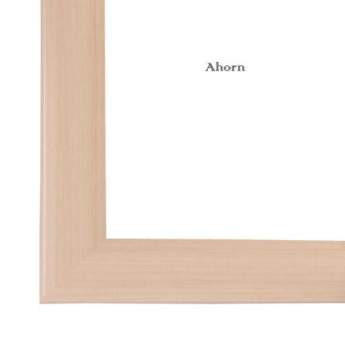 Bilderrahmen 22 Farben Anti Reflex ab 21x10 bis 21x20 cm Foto Rahmen Neu