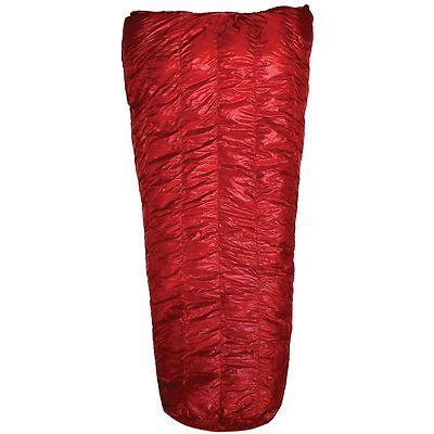 Brooks-Range Elephant Foot Sleeping Bag: 20 Degree Down