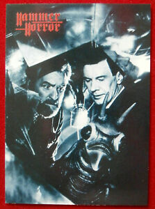 HAMMER HORROR - Series 2 - Card #152 - Quatermass And The Pit - Barbara Shelley