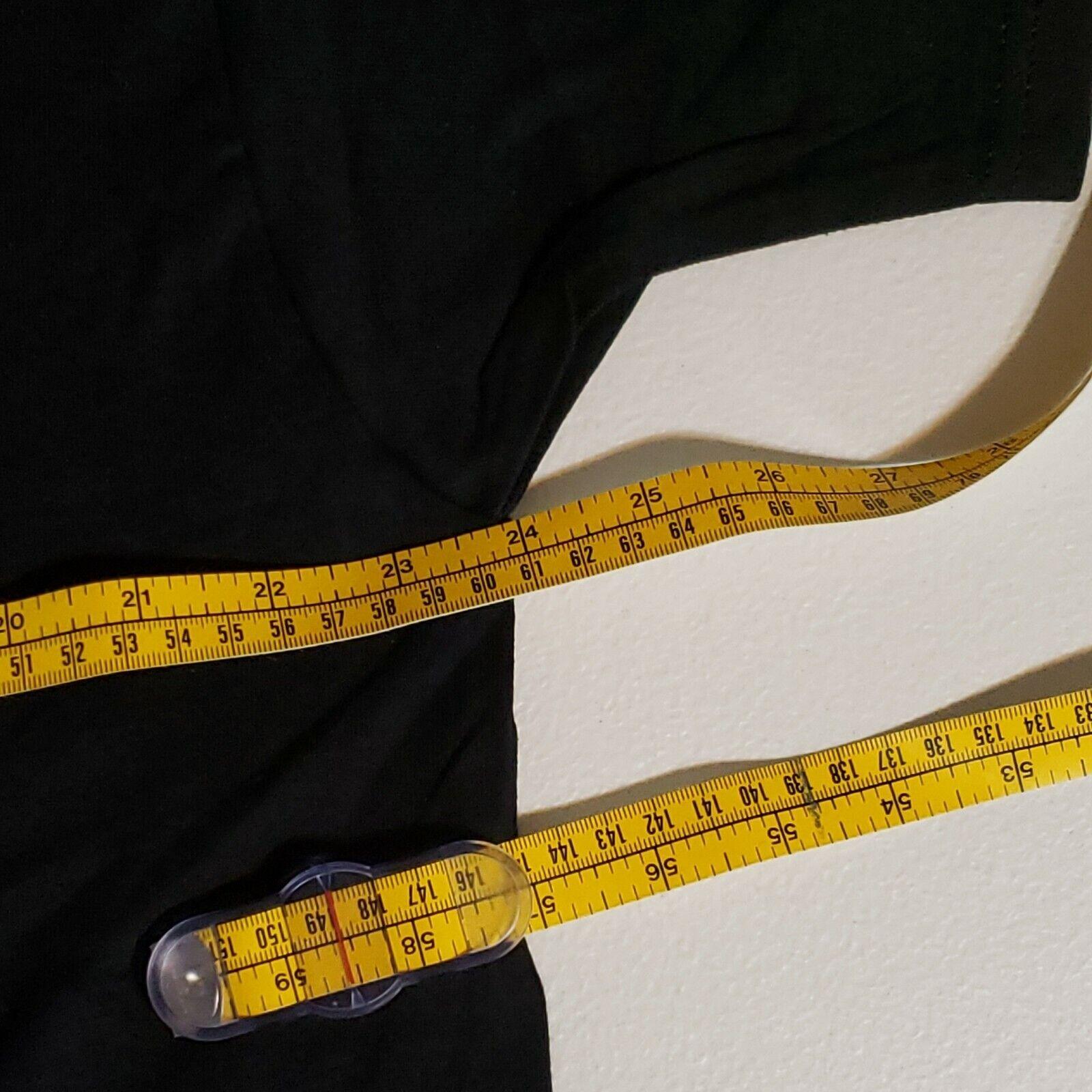 Vintage NIN Nine Inch Nail T Shirt XL Black Refle… - image 5