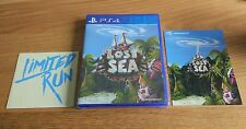 Lost Sea PS4 Sony Playstation 4 New/Sealed Rare Limited Run Games