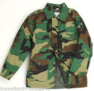 b45ed563a Details about KIDS COMBAT JACKET CHILDRENS ARMY CLOTHING UNIFORM CAMO CADET  CAMOUFLAGE