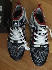 3ffed2f0b5be Adidas X Palace Skateboards EQT Mens 8.5 Sneakers New In Box Blue Red White  Pro