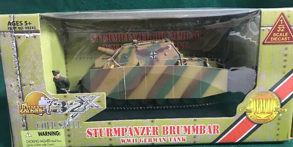 21st Century Toys-  SturmPanzer Brummbar   -Limited Edition- New in Box