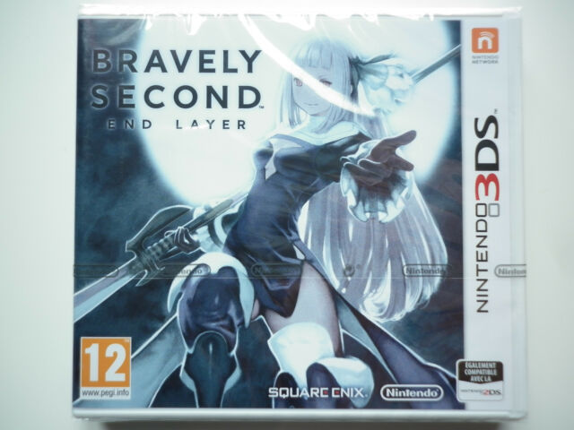 Bravely Second End Layer Jeu Vidéo Nintendo 3DS
