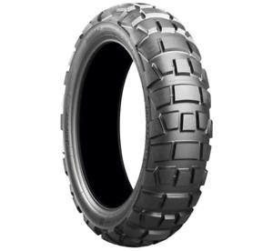 Bridgestone 11461 Ax41 Battlax Dual Sport Motorcycle Tire 170 60b17 Rear Ebay