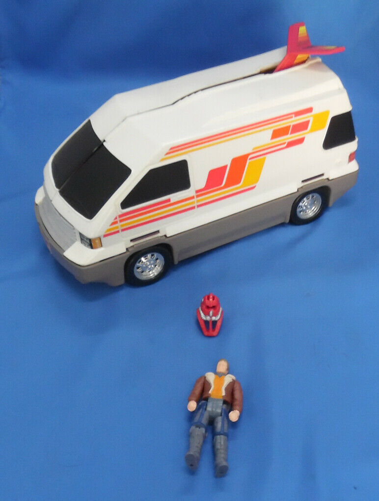 Kenner MASK Slingshot RV Surveillance Vehicle Loose Complete Ace Riker 1986
