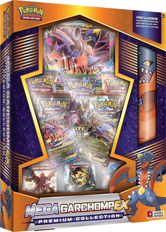 Pokemon TCG  Mega Garchomp-EX