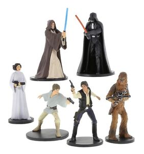 DISNEY-PARKS-STAR-WARS-IV-A-NEW-HOPE-FIGURINE-PLAYSET-COLLECTIBLE-DARTH-VADER