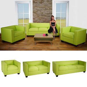 Sofagarnit Ur Loungesofa Sessel 2er Sofa 3er Sofa Lille Kunstleder