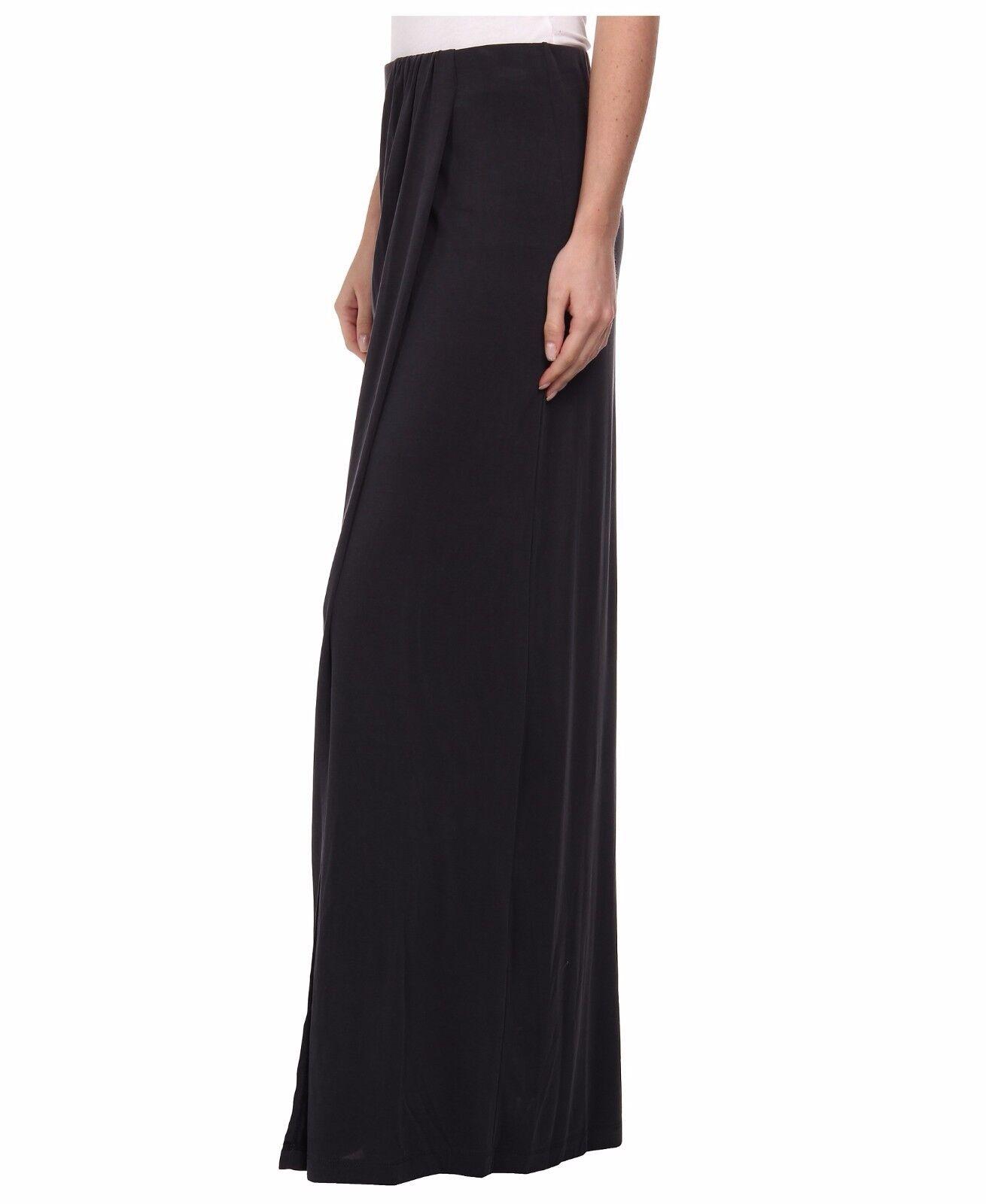 NEW BCBG MAXAZRIA Women Andreea Long Maxi Elastic Draped Skirt XS S M L