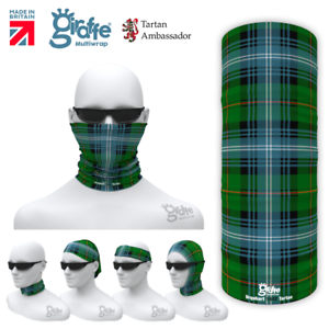 Image is loading Urquhart-1842-Clan-Scottish-Tartan-Multifunctional-Headwear -Bandana 584eff6e5f9