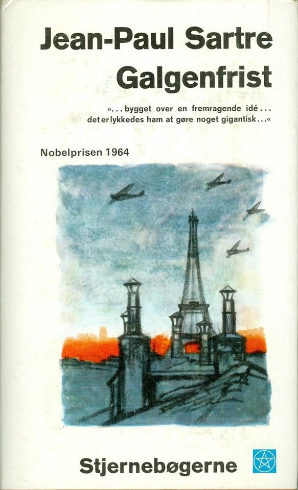 Galgenfrist (1964, 2. udgave), Jean-Paul Sartre