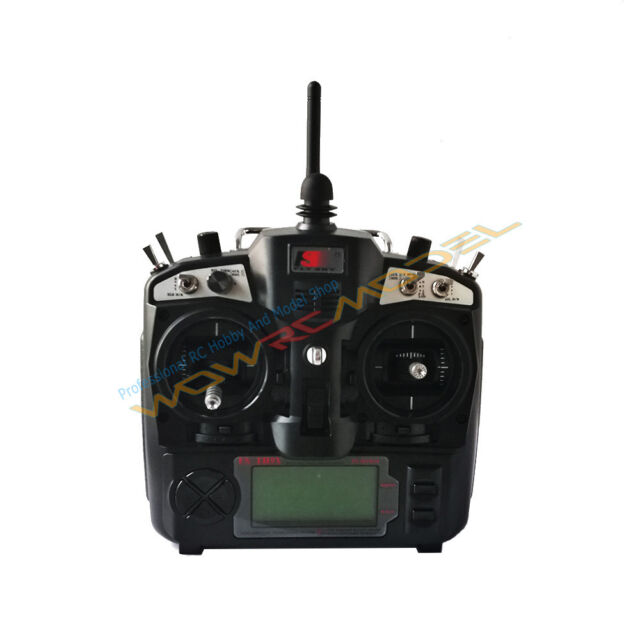 FlySky TH9X 9CH transmitter with 2.4G Module RM003 and FS-iA10B receiver