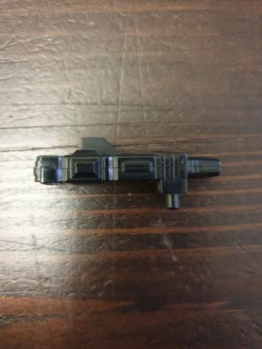 ARM 1986 Transformers G1 Autobot Metroplex Parts SCAMPER BLACK RIGHT CANNON