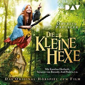 OTFRIED-PREUsLER-DIE-KLEINE-HEXE-DAS-ORIGINAL-HORSPIEL-ZUM-FILM-CD-NEW
