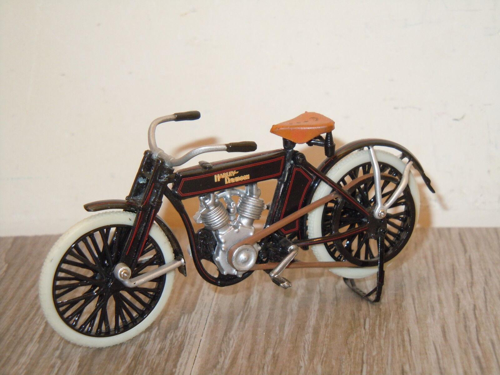 1907 Harley Davidson first production Van Franklin Mint 1 24  16300
