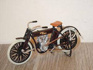 1907-Harley-Davidson-First-Production-van-Franklin-Mint-1-24-16300