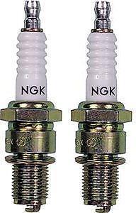 2 new ngk br8hs spark plugs yamaha waverunner iii gp